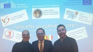 Erasmus+ Sport project : Athletes go Further in life – Encontro na Roménia
